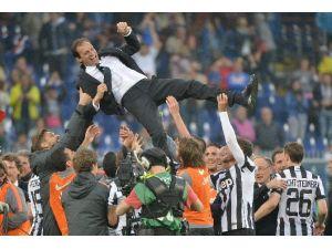 Juventus 4 Hafta Kala Şampiyon !