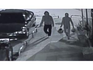 Motosiklet Hırsızlığı Saniye Saniye Görüntülendi