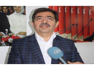 """""""Ankara-sivas Arası Yolculuğu 2 Saate İndireceğiz''"""