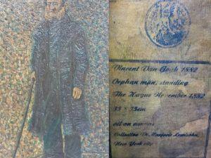 Bu Tablo Van Gogh'a Mı Ait ?