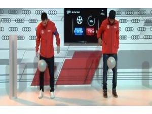 Bayern'e Messi Ve Neymar'lı Cevap