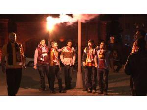 Kayseri'de Süper Lig Coşkusu