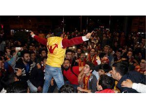 Kayserispor'da Süper Lig Sevinci!
