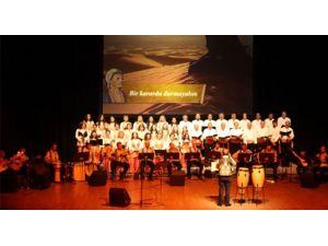 Anadolu Üniversitesi'nde Yunus Emre'yi Anma Konseri