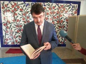 Diyanet'ten Ermenice Kur'an Meali