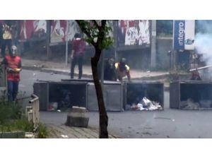 1 Mayıs Provokatörleri Kamerada