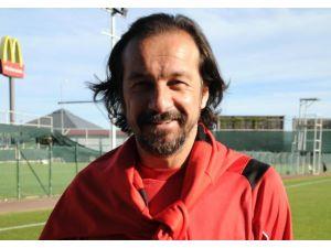 Yusuf Şimşek: ''Play-off'u Düşünmüyoruz''