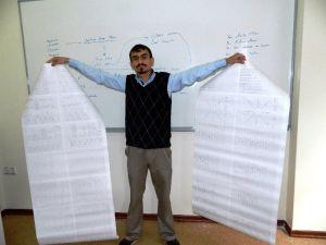 Genç Matematikçi: Asal Sayıların Denge Sistemini Buldum