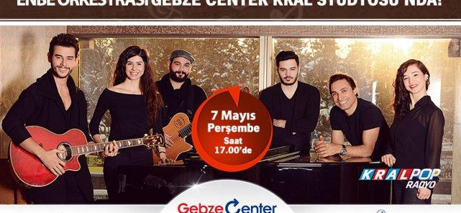Enbe Orkestrası Gebze Center'da!