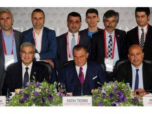 Terim Bu Kez Erzurum'daydı
