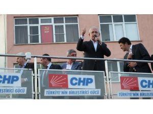 Kılıçdaroğlu: ''Onlara 13 Yıl Kredi Açtınız''