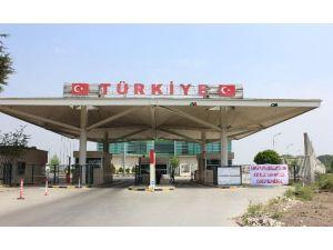 Kapıkule'ye Seçim Sandıkları Kuruldu