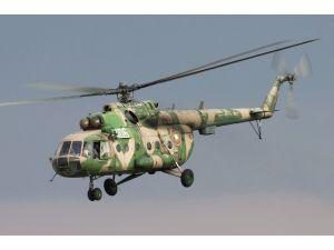 Diplomatları Taşıyan Helikopter Düştü: 6 Ölü
