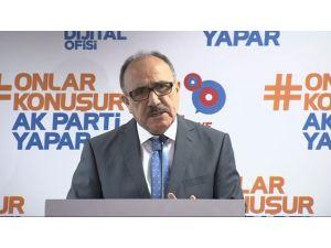 Ak Parti'nin Sosyal Medyadaki Seçim Çalışmalarını Anlattı