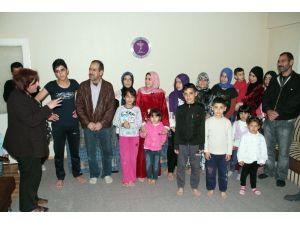 İş Adamından 2 Mülteci Aileye Ev