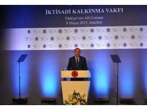 Erdoğan: Muhafaza Edemeyeceğine İnanıyorum