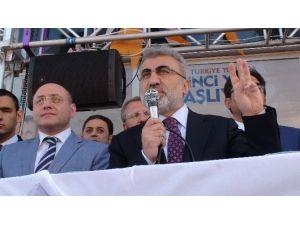 Bakan Yıldız: Türkiye Kamburlarından Kurtuluyor