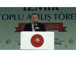 """Erdoğan: Devletimiz Üzerinde Bir Operasyona Müsaade Etmeyiz"""""""