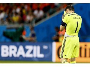 Casillas İsyan Etti