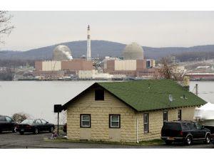 Nükleer Santral Trafosunda Patlama
