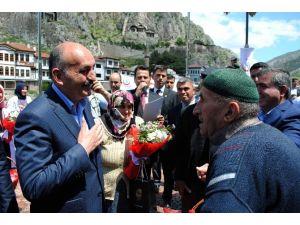 Emekli İle Bakan Arasında Bakma Diyalogu