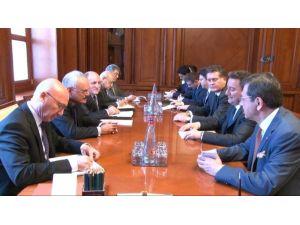 Ali Babacan Başbakan'la Görüştü