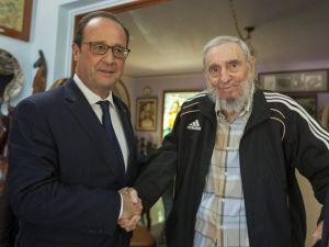 Hollande'dan Abd'ye Küba Çağrısı