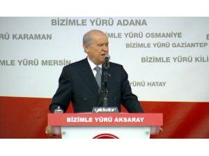 Bahçeli 'Yeni Anayasa' Vadetti