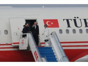 Erdoğan Arnavutluk'a Gitti