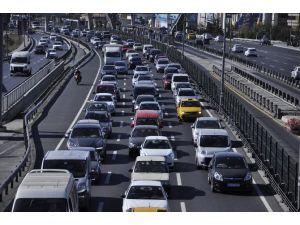 Trafikteki Araç Sayısı 20 Milyon Sınırında