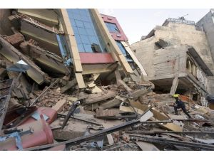 Yeni Depremin Bilançosu Ağırlaşıyor