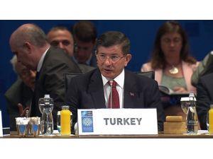 Nato Dışişleri Bakanları Zirvesi'nin Açılışında Konuştu