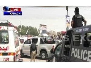 Şii Otobüsüne Saldırıda Ölü Sayısı 43'e Çıktı