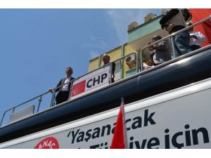 Kılıçdaroğlu: Ortadoğu'ya Barış Getireceğiz