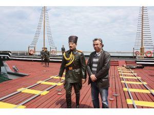 Atatürk Ve Silah Arkadaşları Tekrar Yerinde