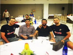 Arda'dan Fenerbahçe Ülker'e Ziyaret