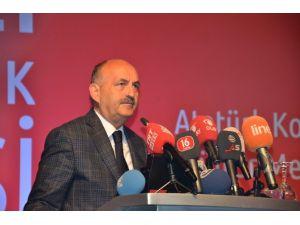 Sağlık Bakanı 'E-nabız' Sistemini Anlattı