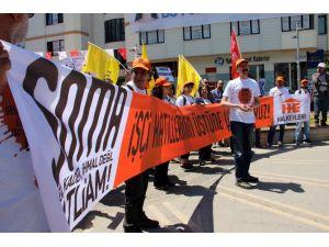 İstanbul'dan Soma'ya Yürüyorlar