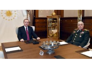 Cumhurbaşkanı Erdoğan'dan Nejdet Özel'e Ziyaret