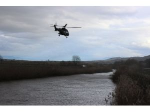 Abd Helikopterinin Enkazı Bulundu