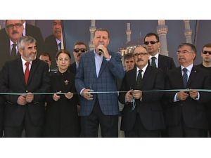 Caminin Açılışını Erdoğan Yaptı