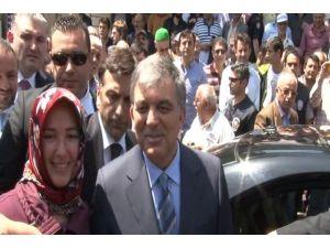 Abdullah Gül'den Meral Akşener'e Destek