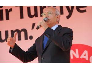 Kılıçdaroğlu: ''Bir Eleştiriyi Yapamazlar''