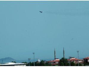 Solotürk İstanbul Semalarında