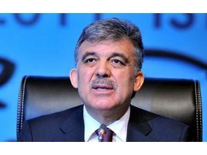 Gül'den Mursi Yorumu
