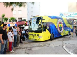 Fenerbahçe Mersin'de