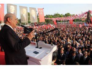 Bahçeli Konya'da Konuştu