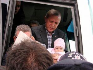 Erdoğan Kayseri'de
