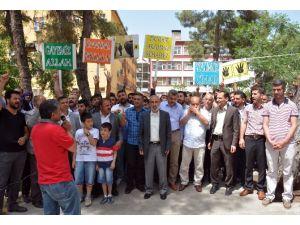 Urfa'dan Mursi'ye Destek