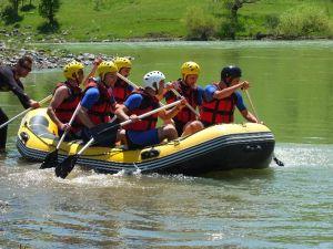 Rafting Coşkusu